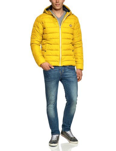 JACK & JONES Herren Jacke 12074559 CASE JKT, Gr. 56 (XXL), Gelb (Yolk Yellow) - [ #Germany #Deutschland ] #Bekleidung [ more details at ... http://deutschdesign.apparelique.com/jack-jones-herren-jacke-12074559-case-jkt-gr-56-xxl-gelb-yolk-yellow/ ]
