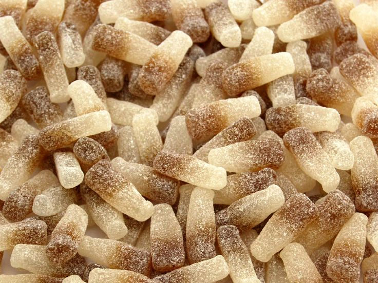 Fizzy Cola Bottle Sweets Back In The Day X Pinterest