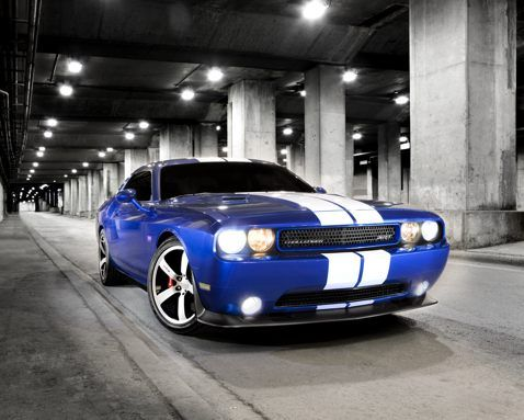 Undeniably Cool Dodge Challenger SRT via carhoots.com