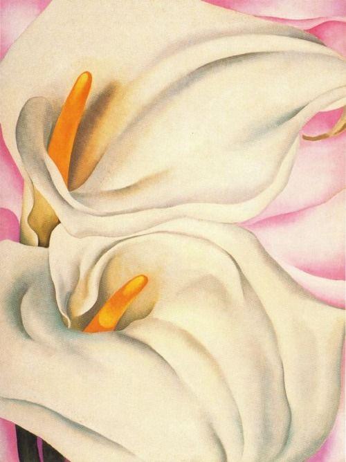 Callas Lily by Georgia O Keeffe