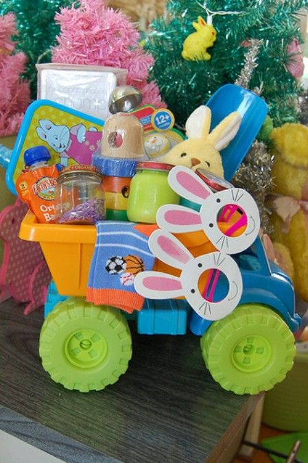 Cutest Easter Basket! :) 10 Fun and Creative Homemade Easter Basket Ideas