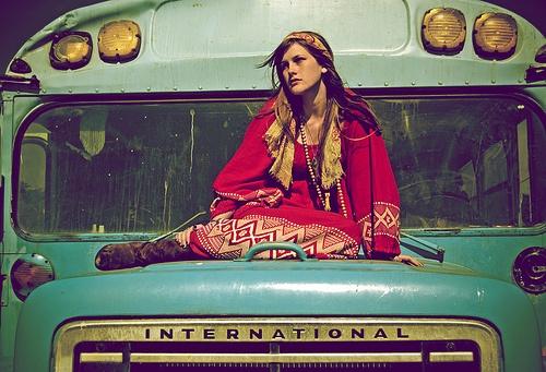 Que Significa Hippie: Montando Um Estilo Hippie/folk