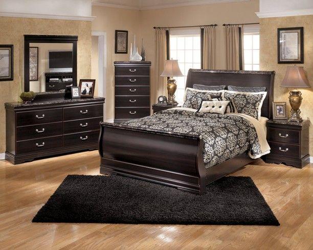 Ashley Furniture Porter Bedroom Set > PierPointSprings.com