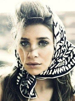 ~ head scarf ~