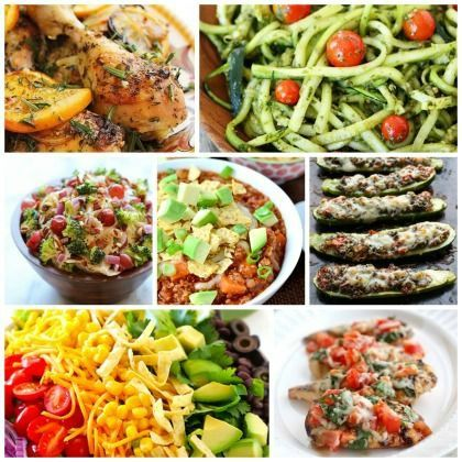 20 Healthy Recipes for Winter-Dinner Ideas