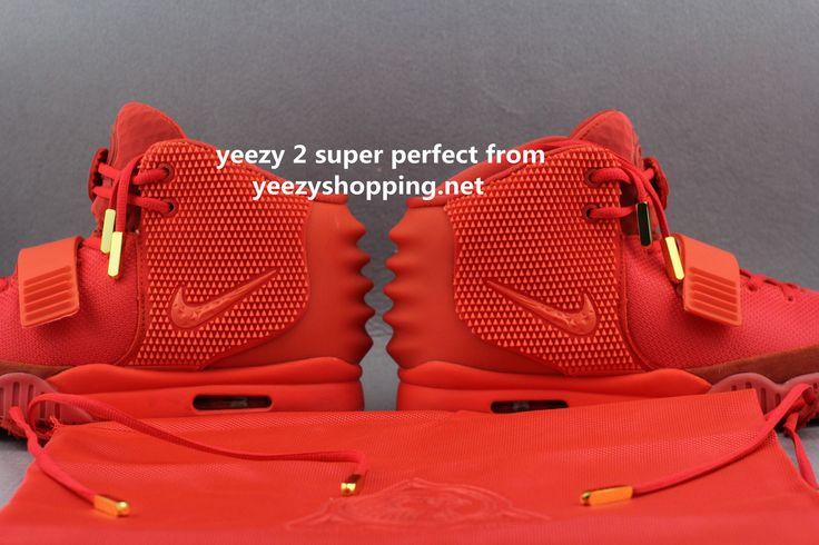 yeezy 2 replica red october glow in dark final version