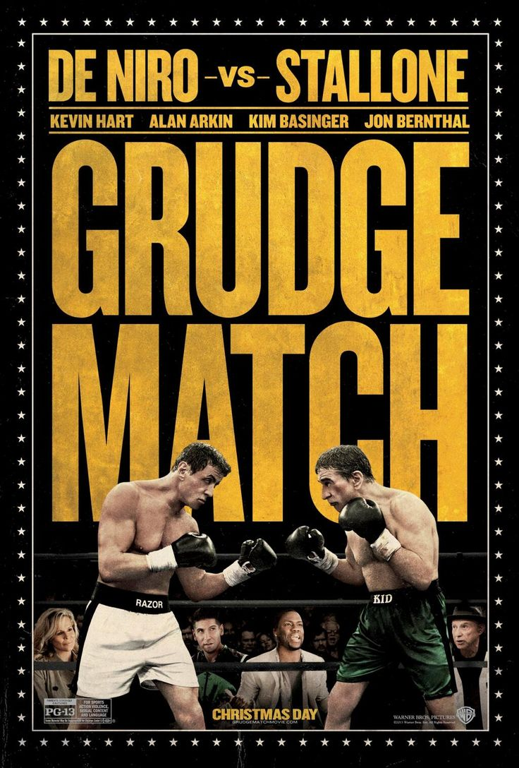 Grudge Match | Poster