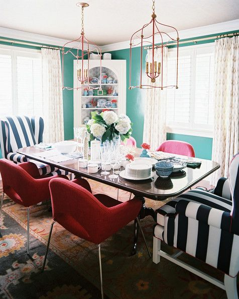 ENFP (The Inspirer)   Decorating for your Personality   Mrs. Fancee