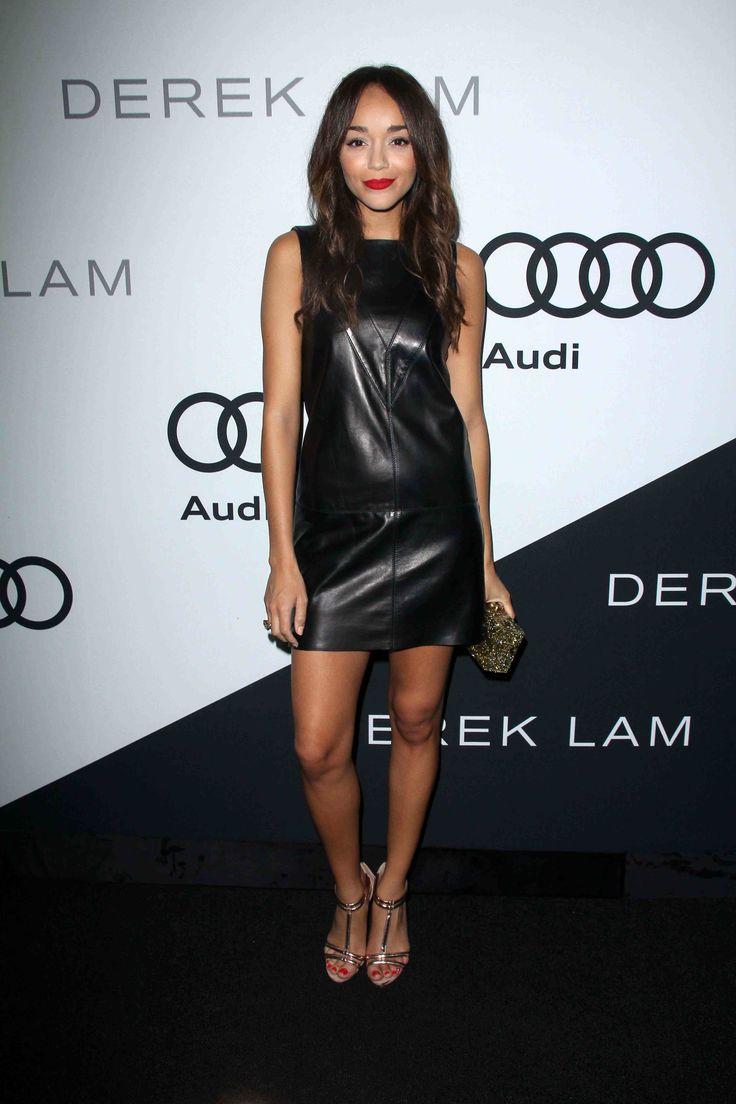 Celebrity love leather