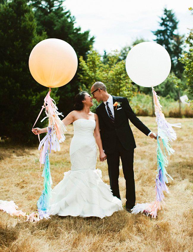 tassel balloons