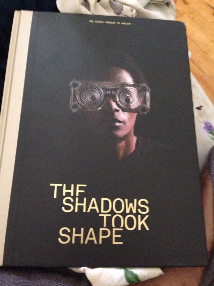 """From """"The Shadows Took Shape"""" book"""