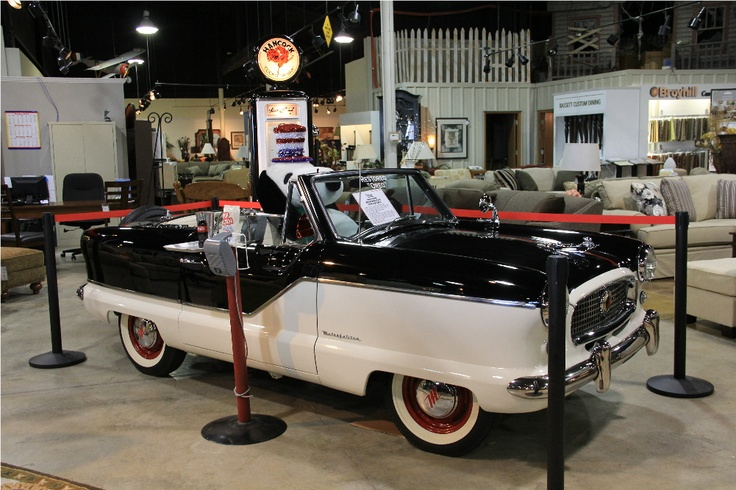 1960 Nash Metropolitan OREO Did You Know The First Oreo Was Produced In 1912 Located At