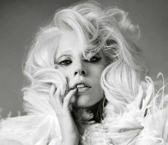 Lady Gaga by Vogue