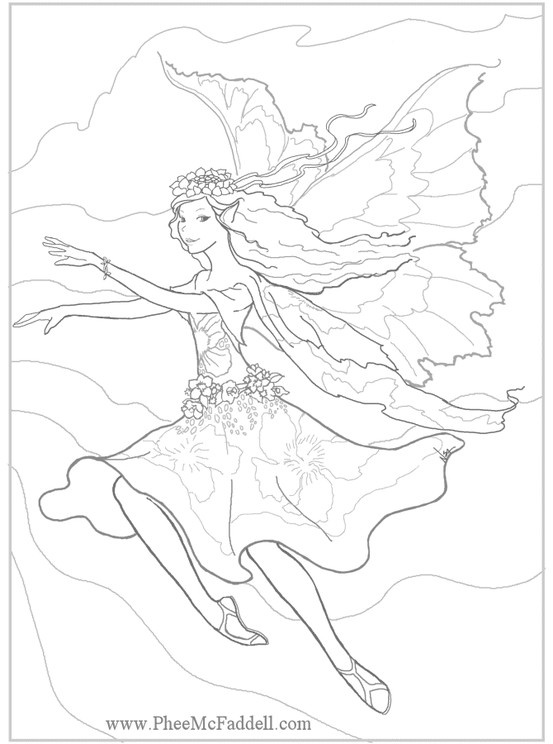 fantasy blank coloring pages pinterest