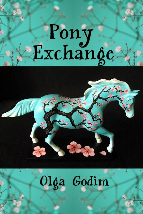 Pony Exchange Cover