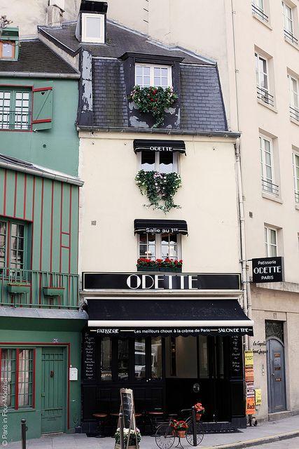 Pâtisserie Odette