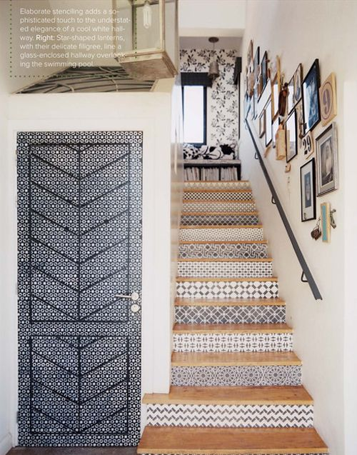 Creative Staircase Ideas | Blue Mountain Belle