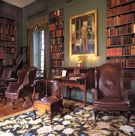 Winterthur library