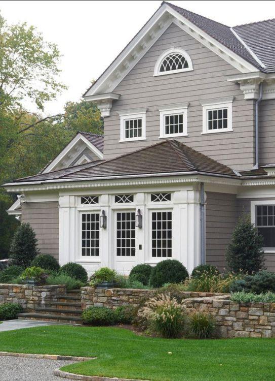 Gray Huskie Exterior Paint Colors Favorite Paint