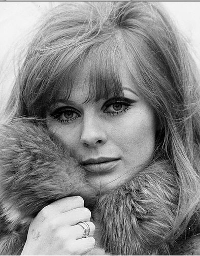 Paulene Stone is a former Vogue cover girl who embodied Swinging London in the 1960s.