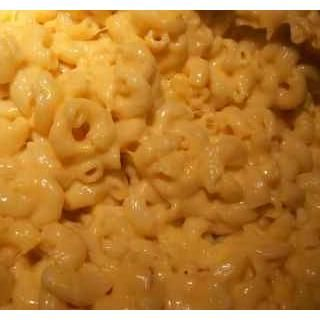 Pressure cooker mac and cheese. I just gained 5 pounds looking at this...but ooohhhh man it looks good :)