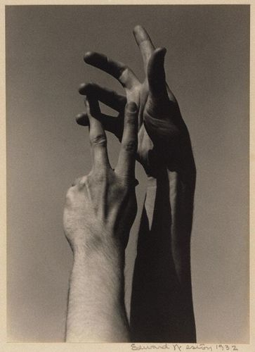Mani di Kreutzberg-Edward Weston