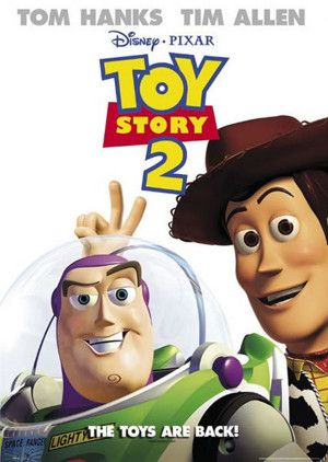 Toy Story 2 takes place 4 years later