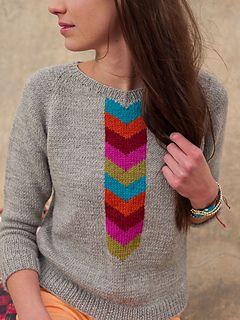 Emmanuelle Sweater by Mercedes Tarasovich-Clark