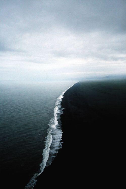 Gulf of Alaska..where two oceans meet but do not mix