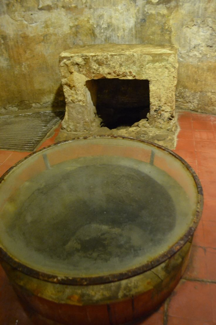 San Salvatore Holy Well beneath San Salvatore church