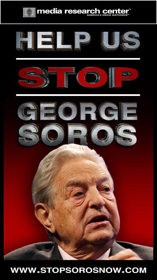 Soros IS evil.