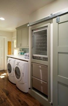 Camino Flores - traditional - laundry room - san francisco - Oz Custom Homes