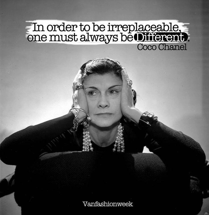 #Coco #Chanel #quote #QOTD
