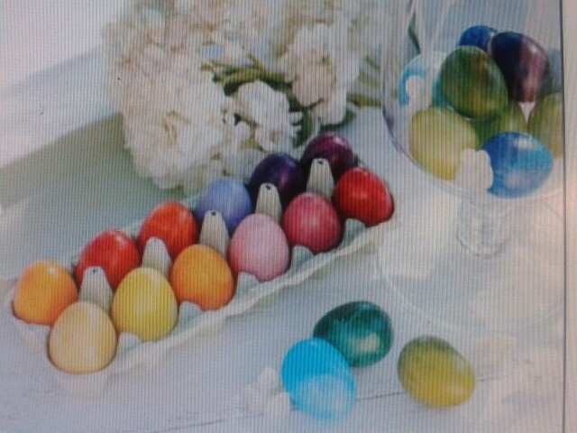 de colores arreglos de pascua arrengements pinterest