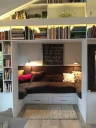 My dream reading nook