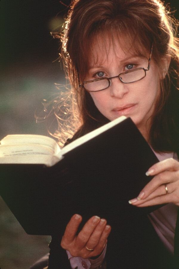 Barbra Streisand reads in The Mirror Has Two Faces (1996)