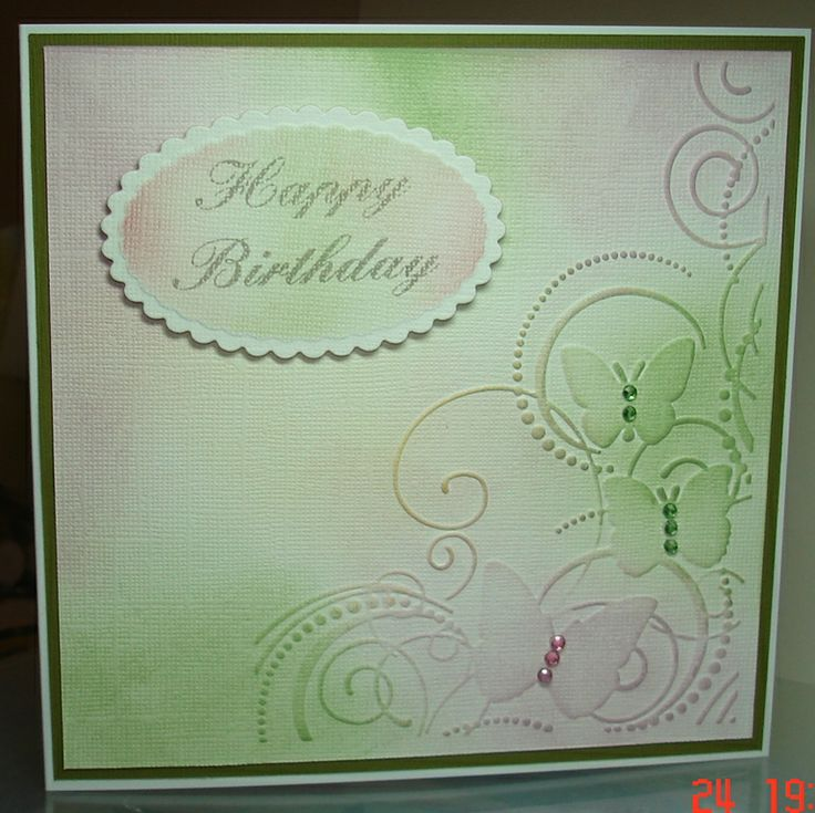 Pin By Laura Humphries On Darice Embossing Folder Cards