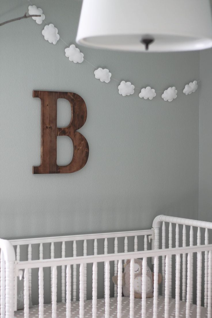 DIY - Cloud Garland  Blissfuly Blessed