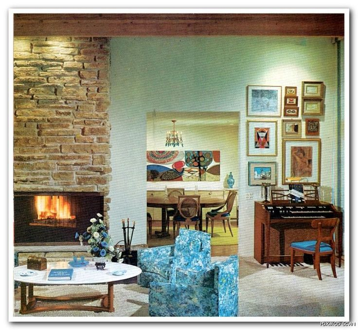 70s 18 VOL MID CENTURY MODERN TRADITIONAL HOME DECORATING ...