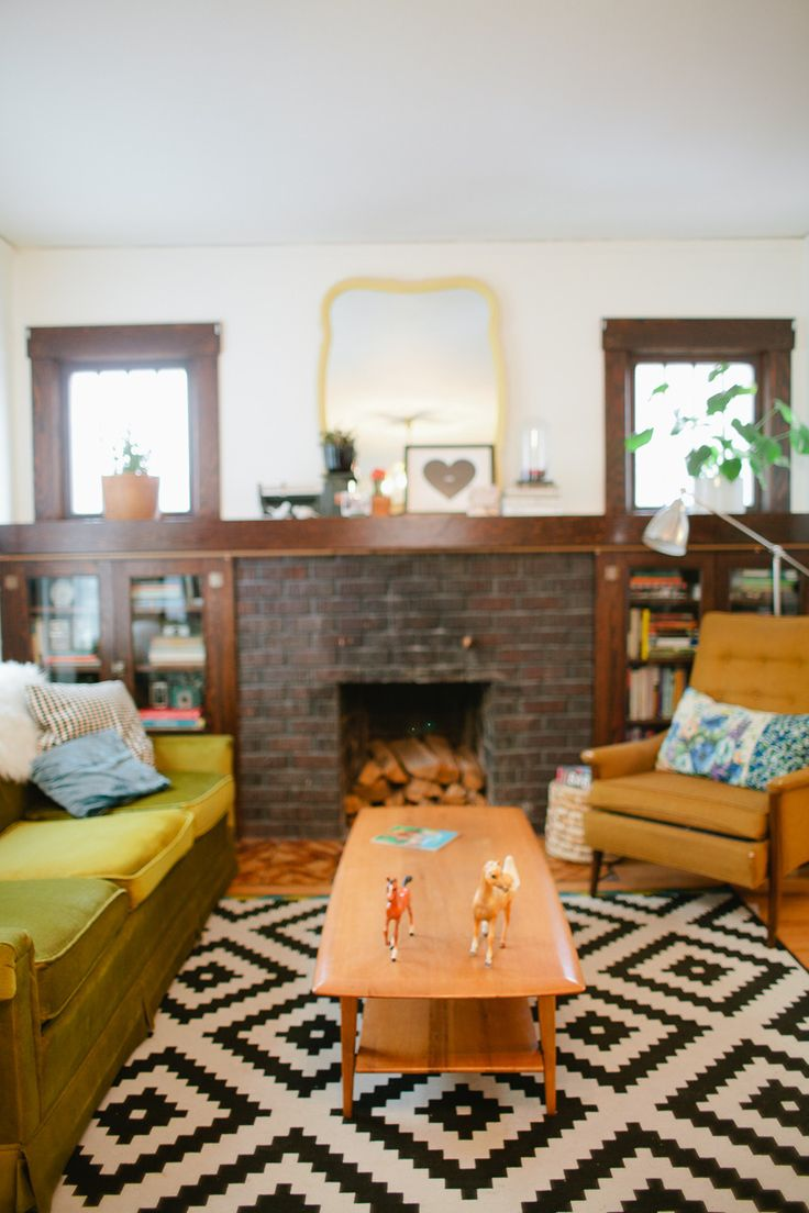 "Rachel & Brett's ""Resourcefully Chic"" Family Home"