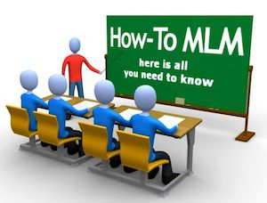 how to achieve success when it comes to mlm