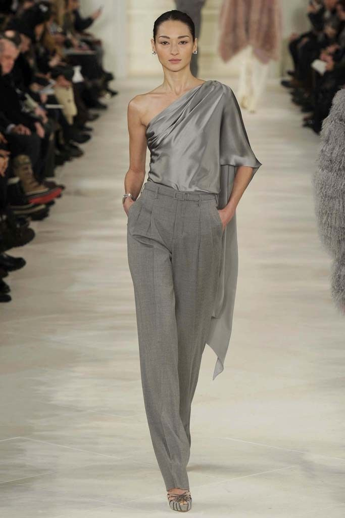 Fall must have trend #1 Grey! Get something grey to mix with your wardrobe!