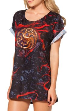 Team Targaryen BFT by Black Milk Clothing $60AUD