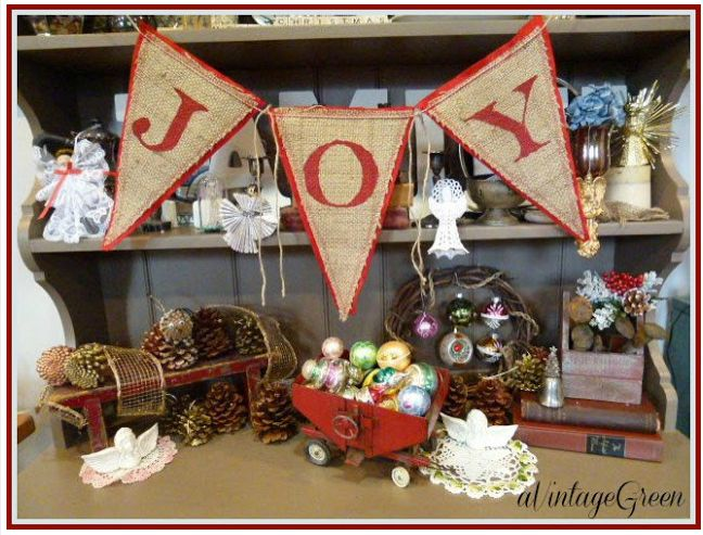 Christmas Decorating On A Budget Party