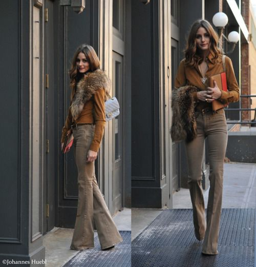 high waisted flare corduroy pants
