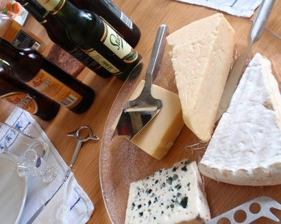 Craft Beer and Cheese Pairings