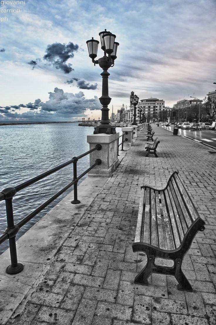Il colore ed il Nero - Bari@Booking.com @ Lets Go # viaggiare # puglia