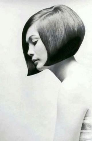 Nancy Kwan - Hair Style Vidal Sassoon