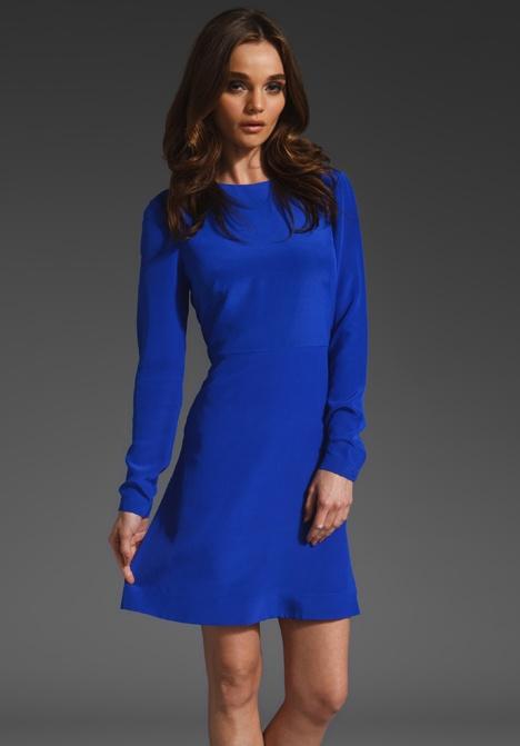 2014 Pantone Color Trend Palette: Fluidity: Dazzling Blue
