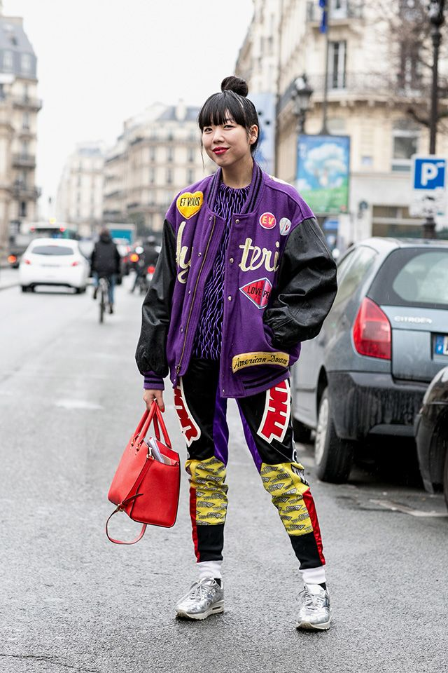 sporty spice Susie. legend. Paris. #SusieLau #StyleBubble